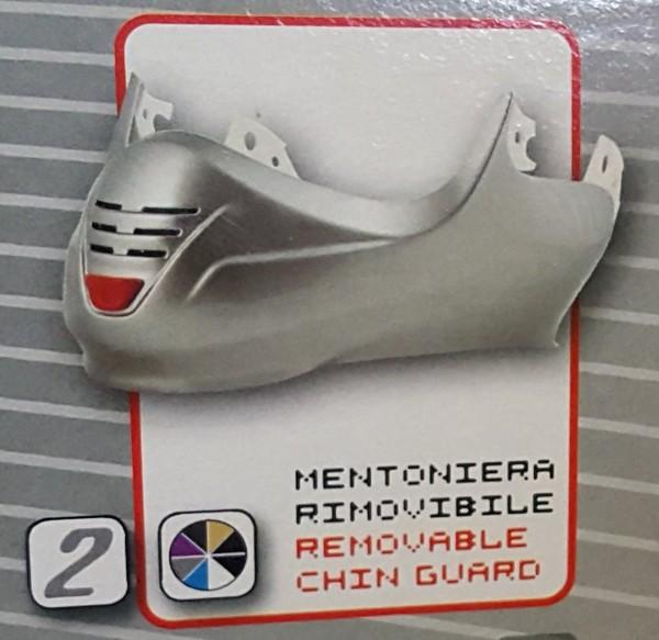 SUOMY Kinnteil Chin Guard schwarz für 3Logy Helm
