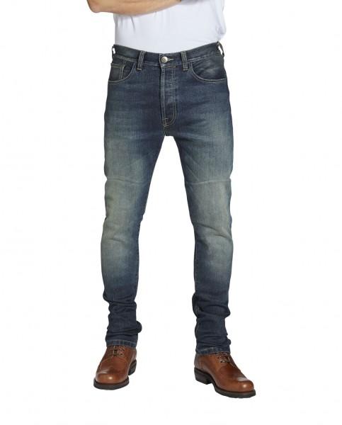 ROKKER Jeans ROCKERTECH PANT Slim 1060 blau