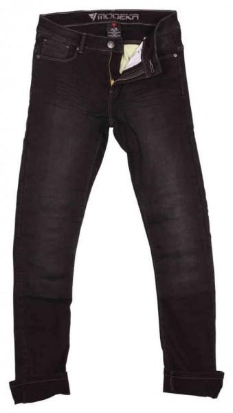 MODEKA Jeans Lady ABANA schwarz