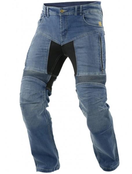 TRILOBITE Kevlar Jeans PARADO Slim Fit mit TÜV CE blau
