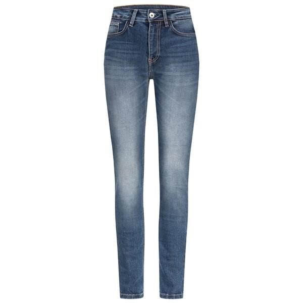 ROKKER Jeans Rokkertech HIGH WAIST SLIM blue