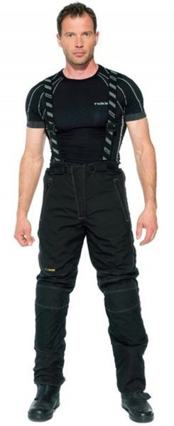 RUKKA Textilhose UNIT schwarz GORE TEX®