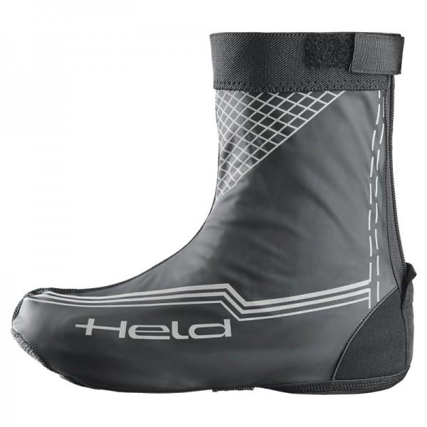 HELD Regenüberschuhe BOOT SKIN SHORT schwarz