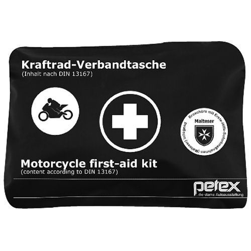 GERMOT Motorrad-Verbandtasche (DIN 13167)