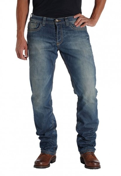 ROKKER Jeans REBEL 1211 blau