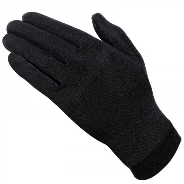 HELD Unterzieh-Handschuhe Seide schwarz