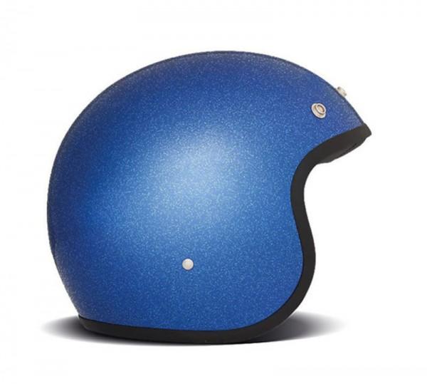 DMD Jethelm VINTAGE GLITTER blue