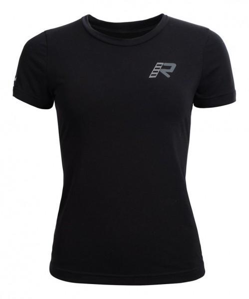 RUKKA Damen Fuktionsshirt OUTLAST T-SHIRT Lady schwarz