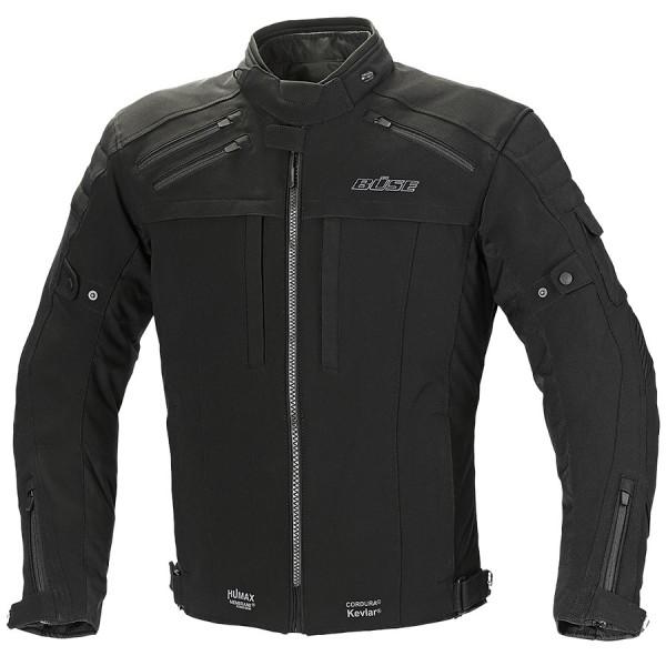BÜSE Textiljacke NARDO 3 schwarz