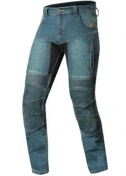TRILOBITE Kevlar Jeans PARADO CIRCUIT Slim Fit blau