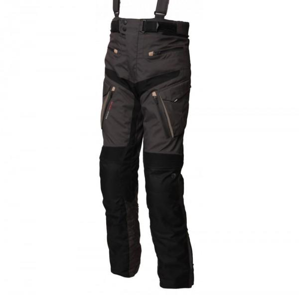 MODEKA Textilhose X-RENERGADE scchwarz-dunkelgrau