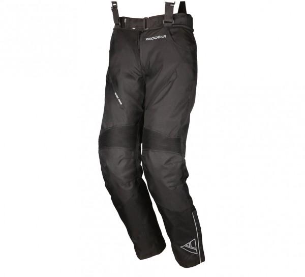 MODEKA Textilhose CARTA schwarz