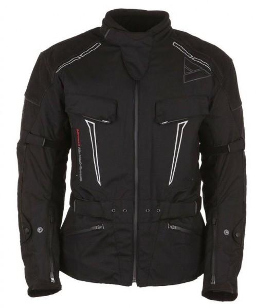 MODEKA Textiljacke SILAS EVO schwarz