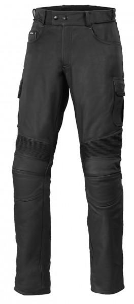 BÜSE Lederhose CARGO schwarz