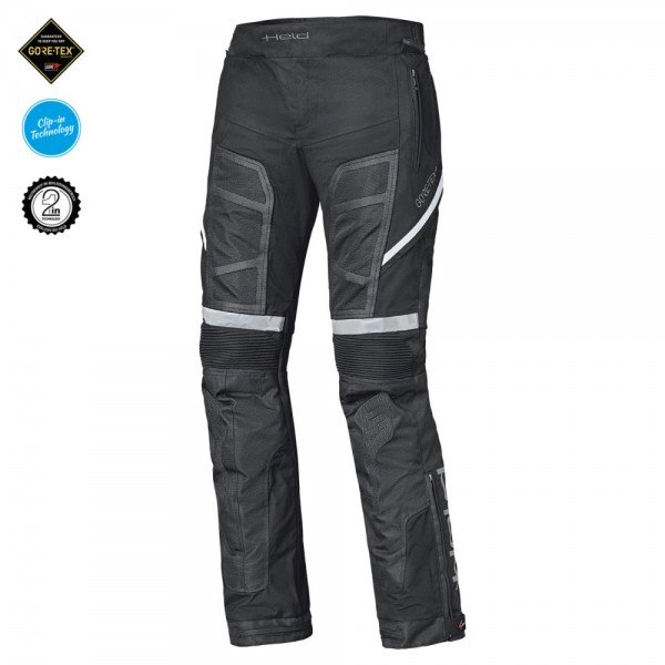 HELD Textilhose AEROSEC BASE schwarz-weiss