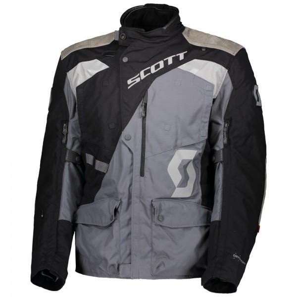 SCOTT Textiljacke DUALRIDE DRYO schwarz grau