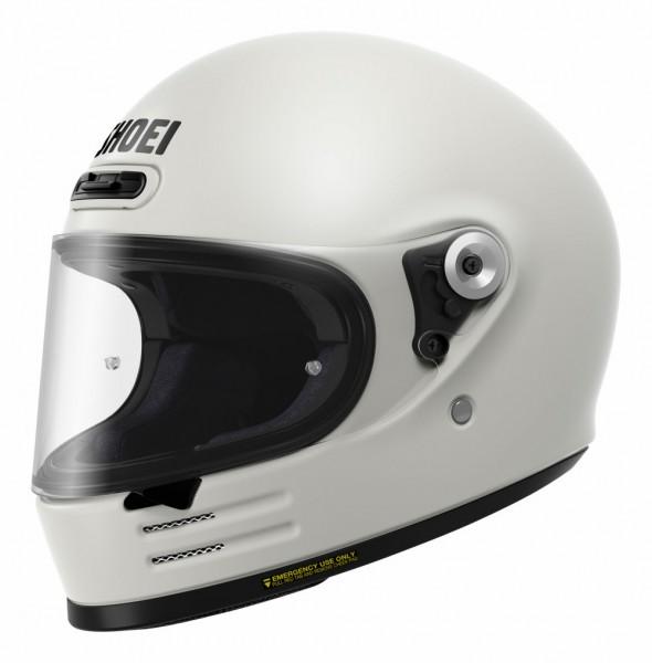 SHOEI Integralhelm Vintage Helm GLAMSTER off white