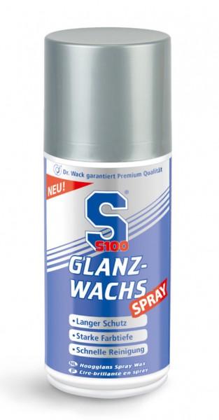S 100 Glanz-Wachs Spray