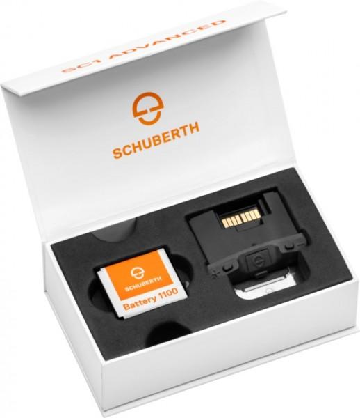 SCHUBERTH SC1 Advanced Kommunikationssystem für C4, C4 Pro und R2