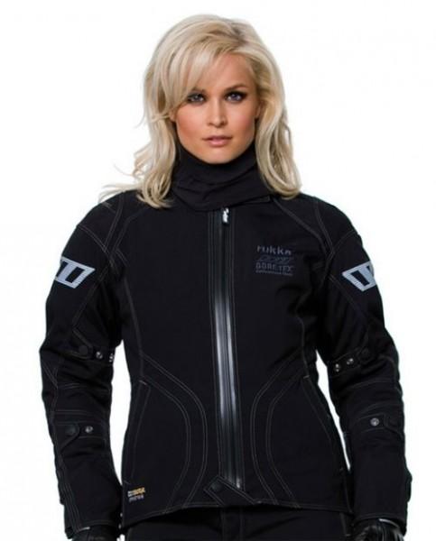 RUKKA Damen Textiljacke JULIA GORE-TEX® schwarz