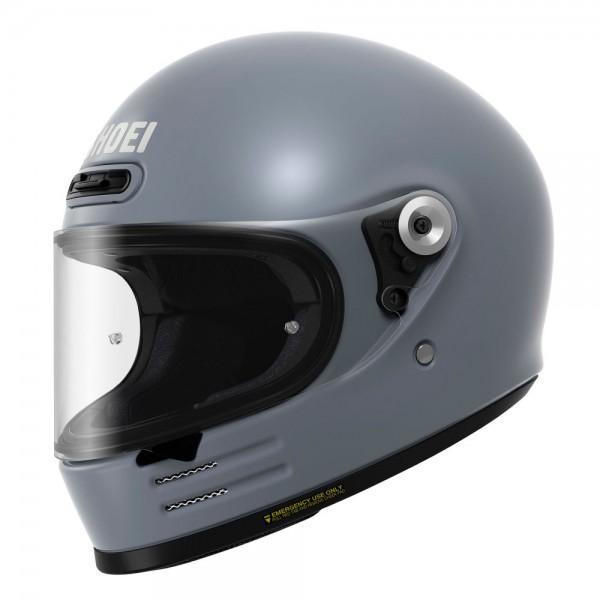SHOEI Integralhelm Vintage Helm GLAMSTER basalt grau