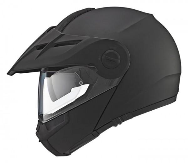 SCHUBERTH Dualsport-Helm E1 mattschwarz