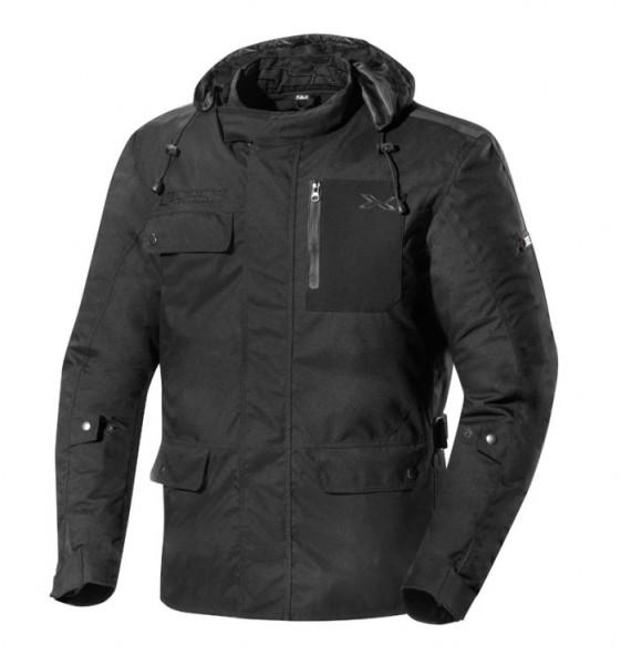 IXS Textiljacke Rollerjacke SIMIUS schwarz