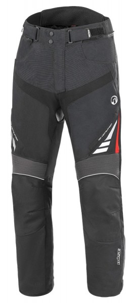 BÜSE Textilhose B.RACING PRO schwarz Kurz- und Langgrößen