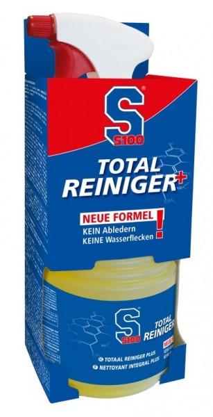 S100 Motorrad Total Reiniger Plus NEU 750 ml