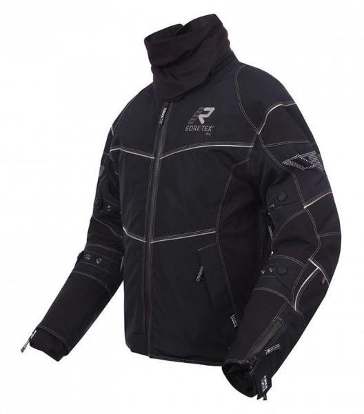 RUKKA Textiljacke ARMAXION schwarz GORE-TEX® 3 Lagen Laminat