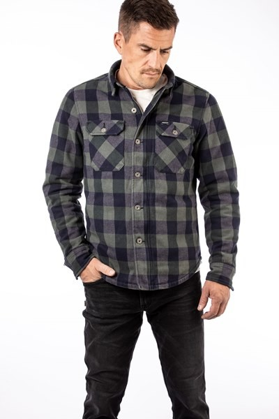 ROKKER Hemd Shirt RICHMOND RIDER hochabriebfest