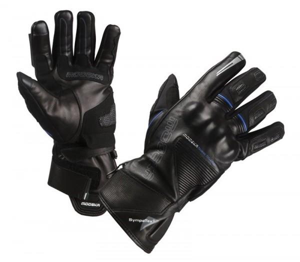 MODEKA Handschuhe TALISMEN wasserdicht schwarz