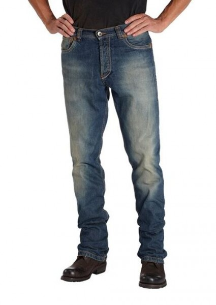 ROKKER Jeans ORIGINAL ROKKER 1000 blau