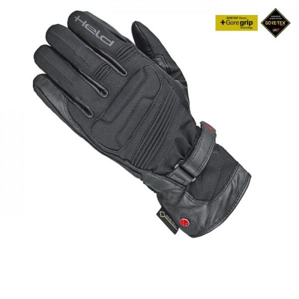 HELD Damen Handschuhe SATU II GORE-TEX® schwarz