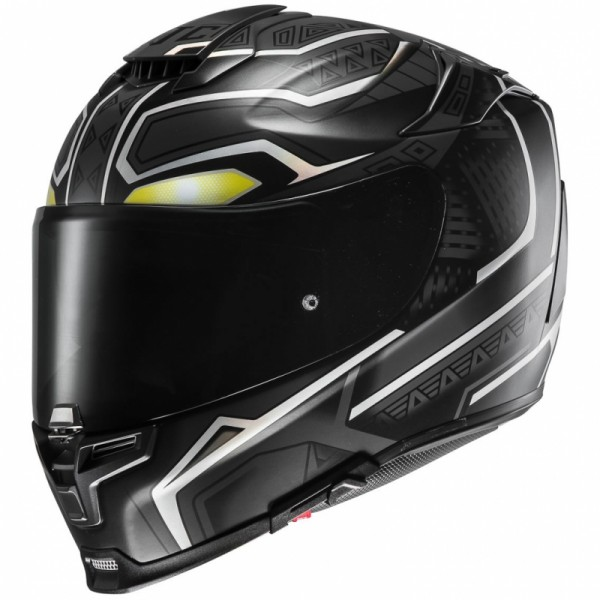 HJC Integralhelm RPHA 70 Black Panther MARVEL MC-5SF