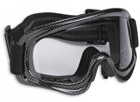 HELD Motocrossbrille carbon