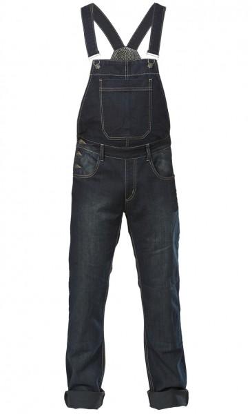 GERMAS Latzhose Jeans OSCAR dunkelblau