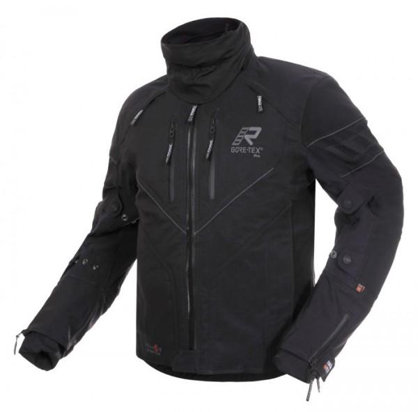 RUKKA Textiljacke REALER schwarz GORE-TEX®