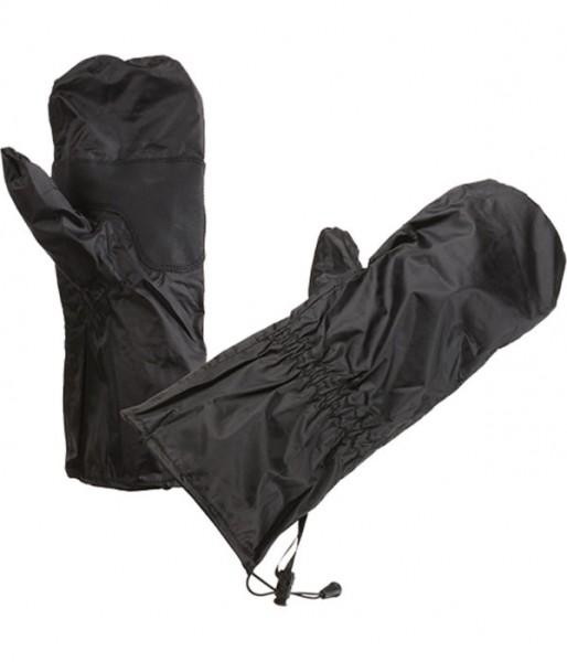 MODEKA Regenhandschuhe schwarz