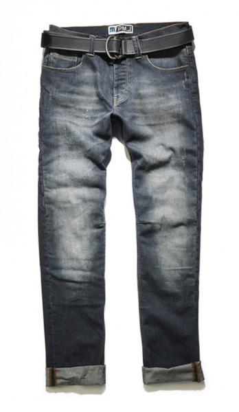 PMJ Jeans LEGEND CAFERACER blau