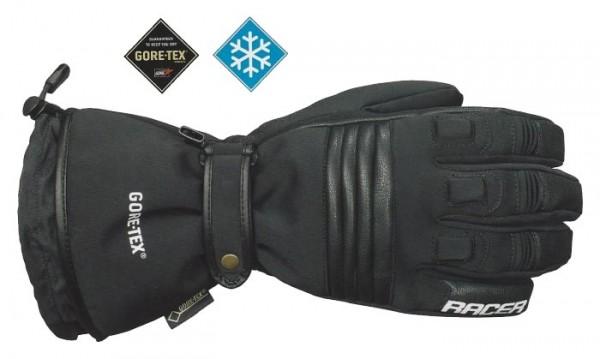 RACER Winter Handschuhe VICTORY GORE-TEX® schwarz