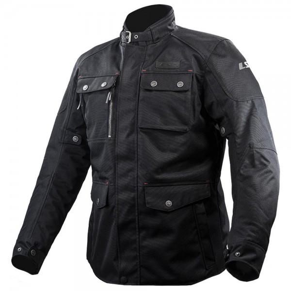 LS2 Textiljacke BOND schwarz