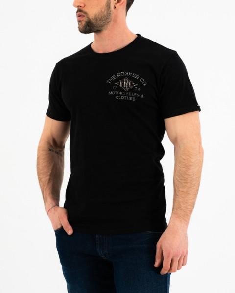 ROKKER T-Shirt TIGERS black
