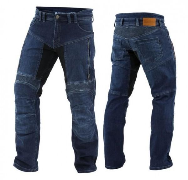 TRILOBITE Kevlar Jeans PARADO mit TÜV CE blau