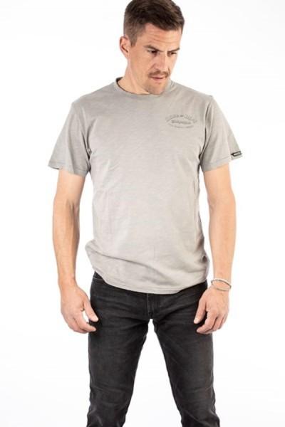 ROKKER T-Shirt DIRT RACE grey