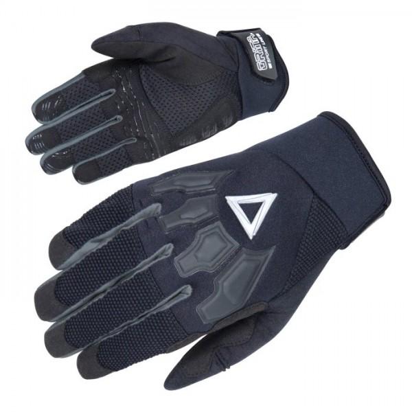ORINA Sporthandschuhe GRID schwarz-grau