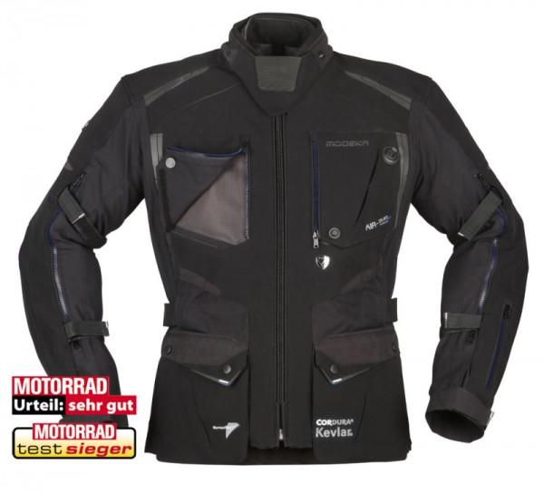MODEKA Textiljacke 3in1 TALISMEN schwarz