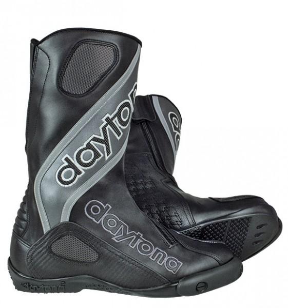 DAYTONA Motorradstiefel EVO SPORTS GTX GORE-TEX® schwarz-gunmetal