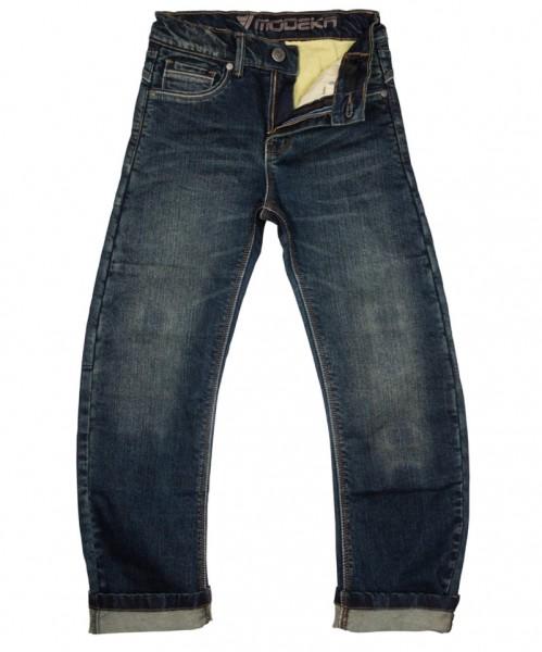 MODEKA Kinderhose Jeans ALEXIUS KIDS blau