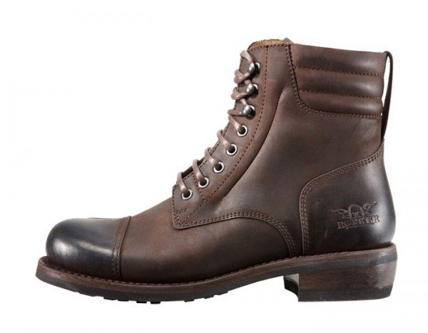 ROKKER Stiefel URBAN RACER 8 dark brown